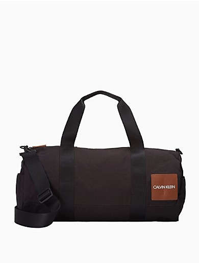 Image of Canvas Casual Logo Duffle