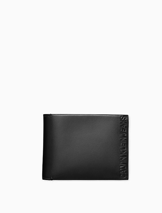 0bd8cdb7f180 Logo Pop Coin Billfold Wallet   Calvin Klein