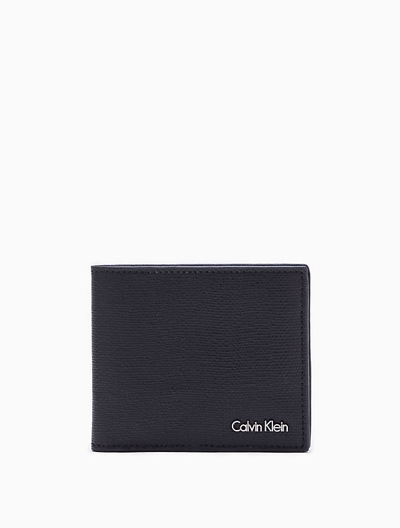 Cheap Sale Looking For Official Site Calvin Klein Logo Bifold Wallet Free Shipping Visit Discount Shop Offer moKj8MeXE
