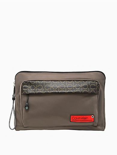 Image of Essential Nylon Travel Pouch