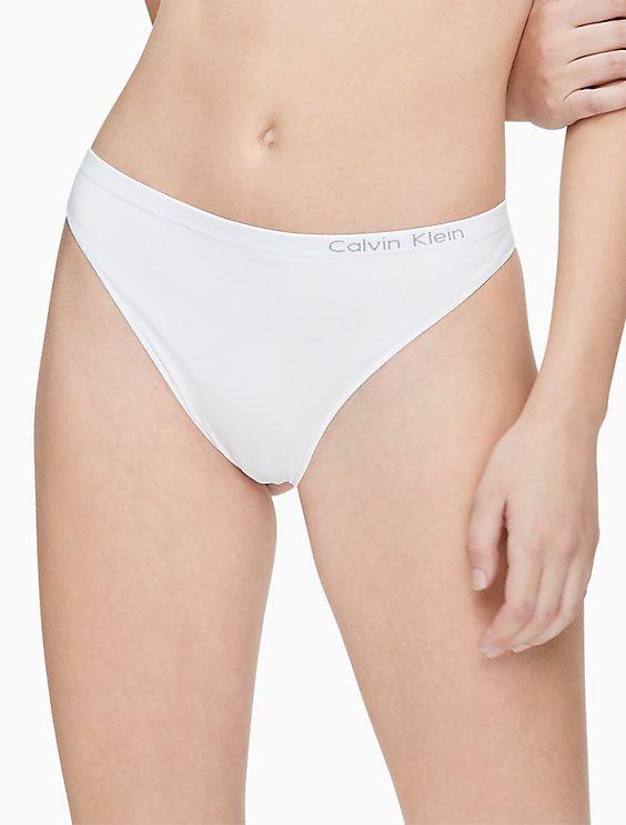 7a2eee4e26fd12 Pure Seamless Thong | Calvin Klein Underwear