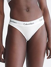 Modern Cotton Bikini Bottom   Calvin Klein