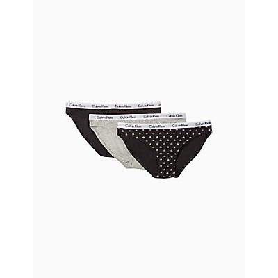 Carousel 3-Pack Bikini Bottom