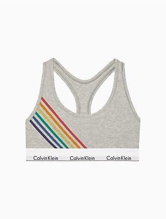4e1ebbdc963 The Pride Edit Modern Cotton Unlined Bralette