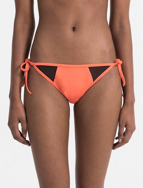 ffe401a861bfc intense power logo mesh bikini