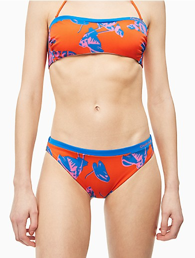 Image of Core Print Classic Bikini Bottom