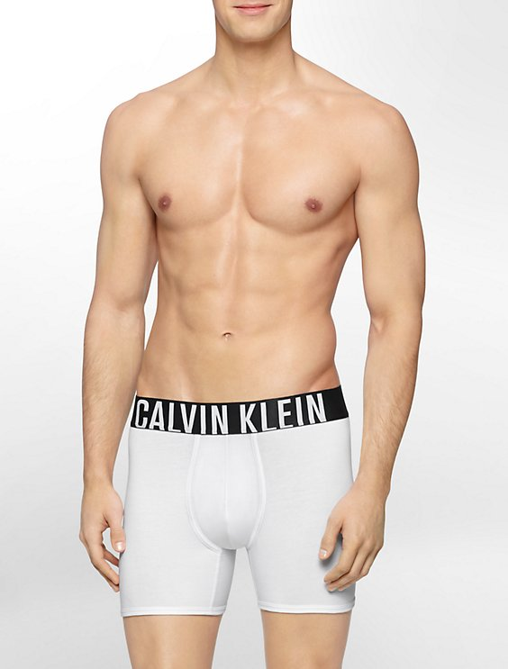 e5e096bbc9 Intense Power Men's Cotton Boxer Brief | Calvin Klein