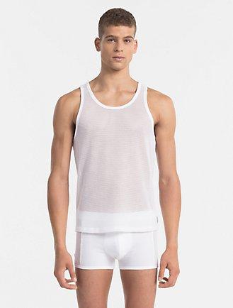 Calvin Klein UnderwearSTATEMENT - Undershirt - white 7DzPKw