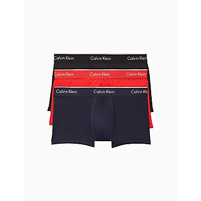 Micro Plus 3-Pack Low Rise Trunk