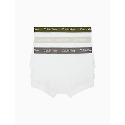 Cotton Classic Fit 3 Pack Trunk