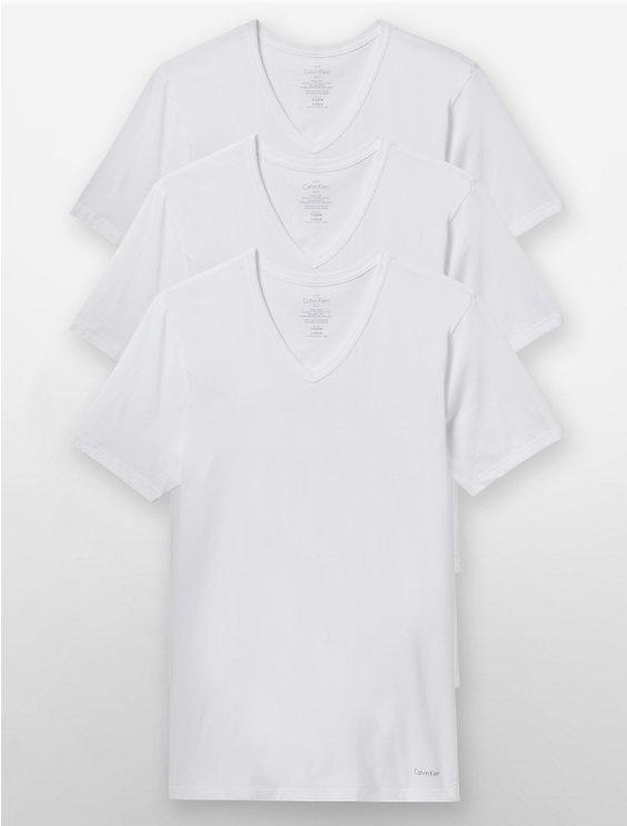 slim fit 3-pack v-neck t-shirt  564eaa2e7