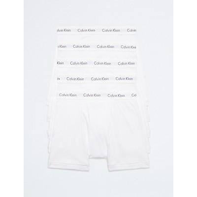 Cotton Classic Fit 5-Pack Boxer Brief