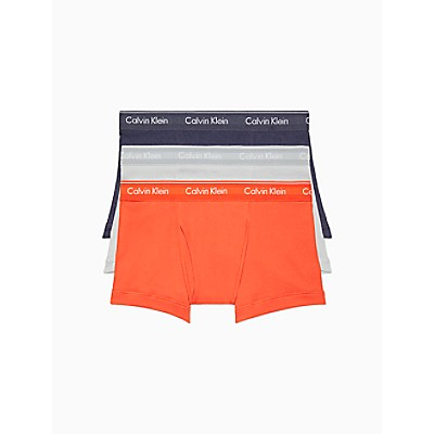 Cotton Classic Fit 3-Pack Trunk