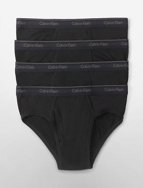c31026dbbcd7 Men's Low Rise Hip Brief 4 Pack   Calvin Klein USA