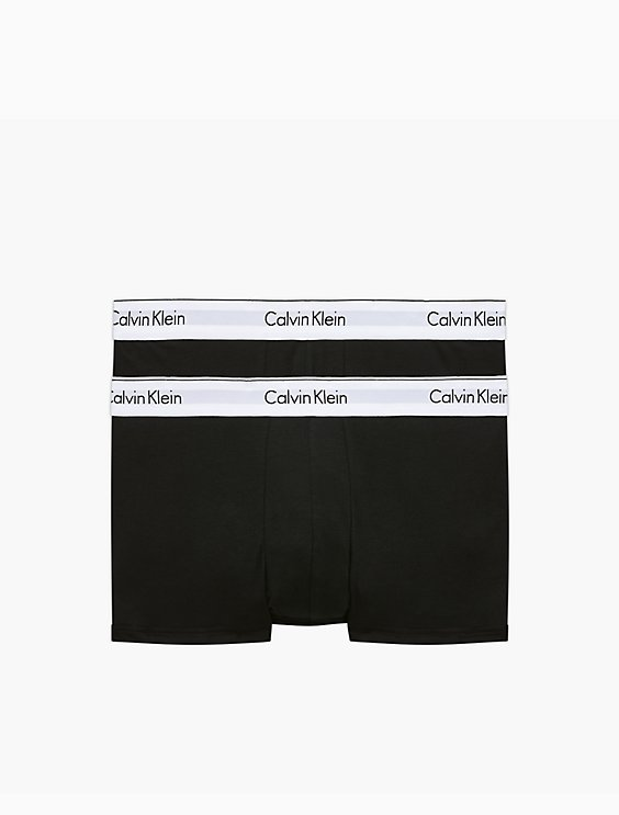 ca0e9ce6d389 modern cotton stretch 2 pack trunk | Calvin Klein
