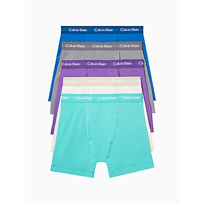 Cotton Stretch 5-Pack Boxer Brief