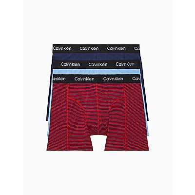Stretch 3-Pack Boxer Brief | Calvin KleinCalvin KleinCloseCalvin KleinShow Password