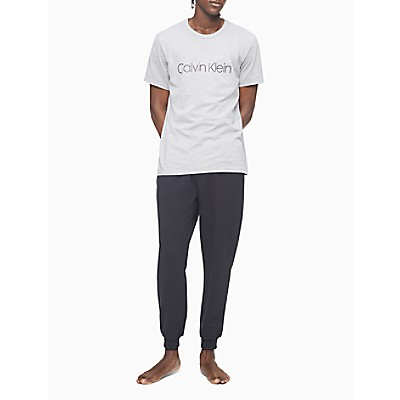 CK Chill Slim Fit Classic Logo Crewneck T-Shirt