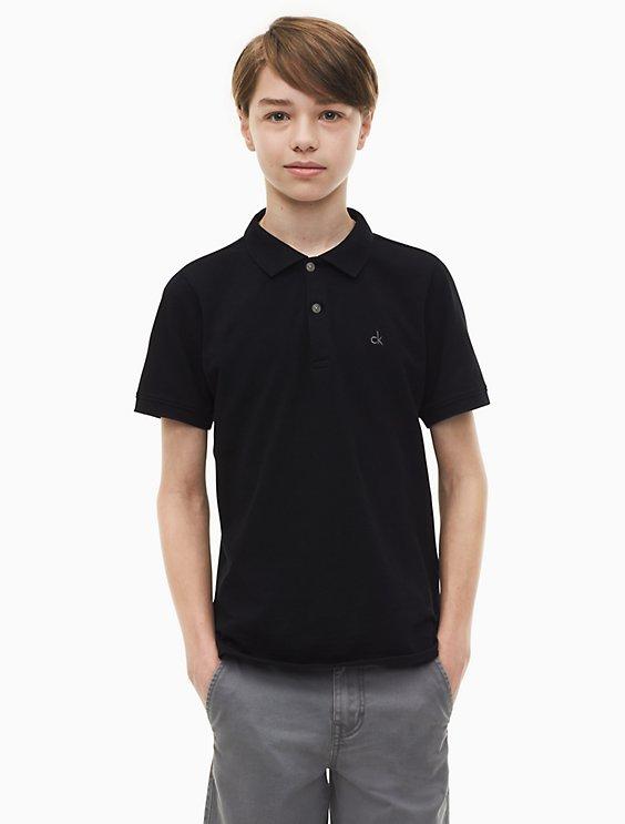 31e985ab23ff boys micro pique polo shirt