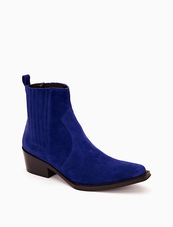 d744746500f4 barbara suede boot | Calvin Klein