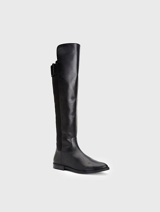 e6ef4a24f1f Final Sale priya leather high boot