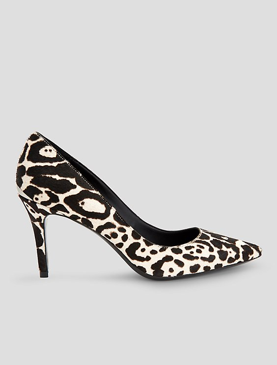 0bbb2f9b42b Final Sale gayle leopard heel
