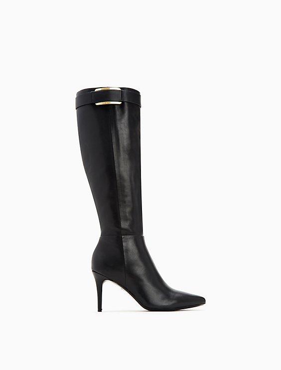 15e37a1a0ac1 Final Sale glydia leather tall boot