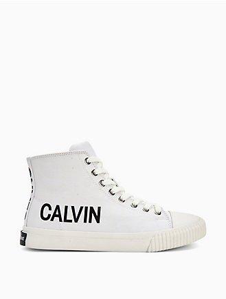 da0b7943cdd iole canvas high-top sneaker