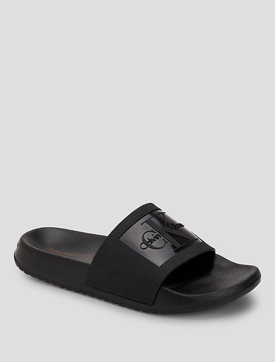 74cf64d21e28 christie slip-on logo sandal