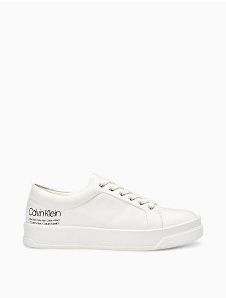 6bbc105ae96 Fatima Leather Sneaker