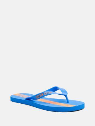 Business-Slipper - marine/selv blue
