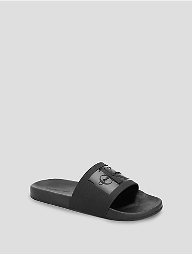 5bd1305d5eda vincenzo logo sandal