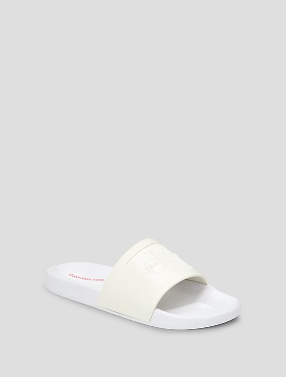 e9db46cea7e7 Sale vincenzo logo sandal