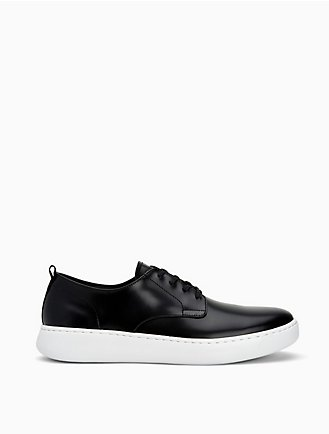 4c4ab79dcb85 Fife Box Leather Sneaker