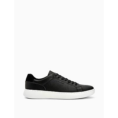 Falconi Embossed Reptile Sneaker