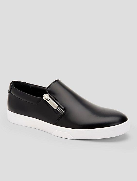 Calvin Klein Jeansbamina - Slip-on - Bianco GC6hetYud