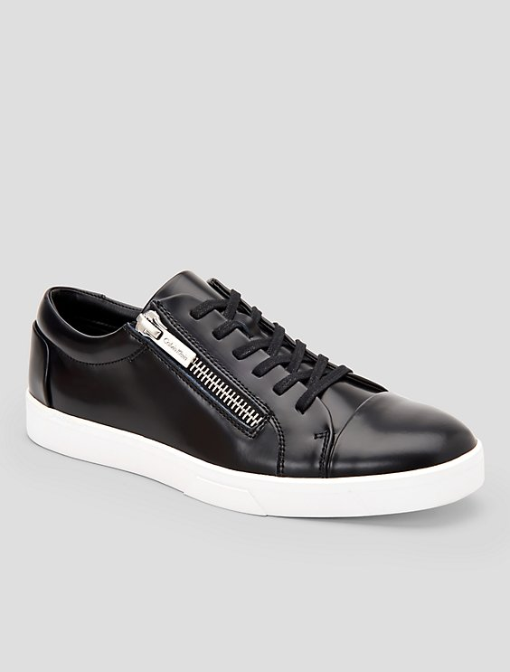 Calvin Klein Leather Sneakers