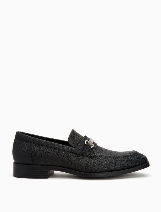 Craig Leather Driver Loafer by Calvin Klein