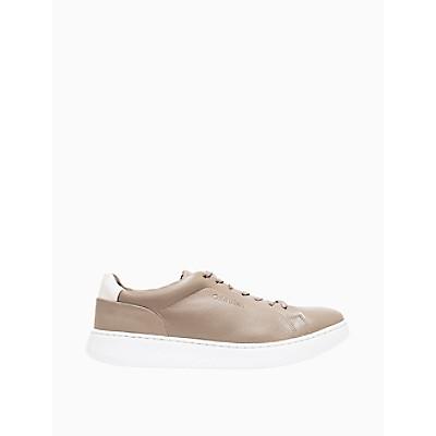 Falconi Tumbled Leather Sneaker