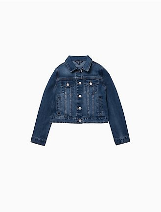 4be7ce6751b8 Girl's Jackets and Outerwear | Sizes 7-16