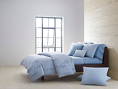 Image for heather bedding collection from Calvin Klein