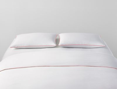 Series 01 Bedding Collection In Red