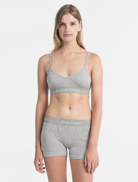 7b1573bcc1 Image for body unlined bralette + boyshort from Calvin Klein